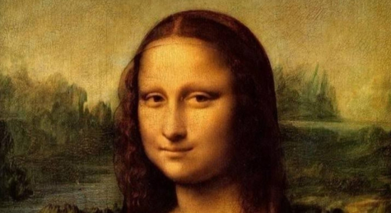 Mona Lisa ve ben