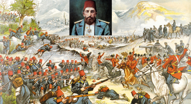 93 Harbi ve Abdülhamid