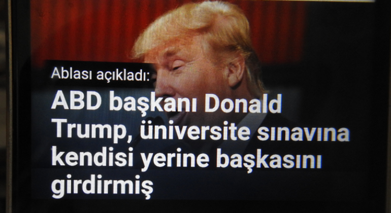 Trump bu, 'girdiriverir'